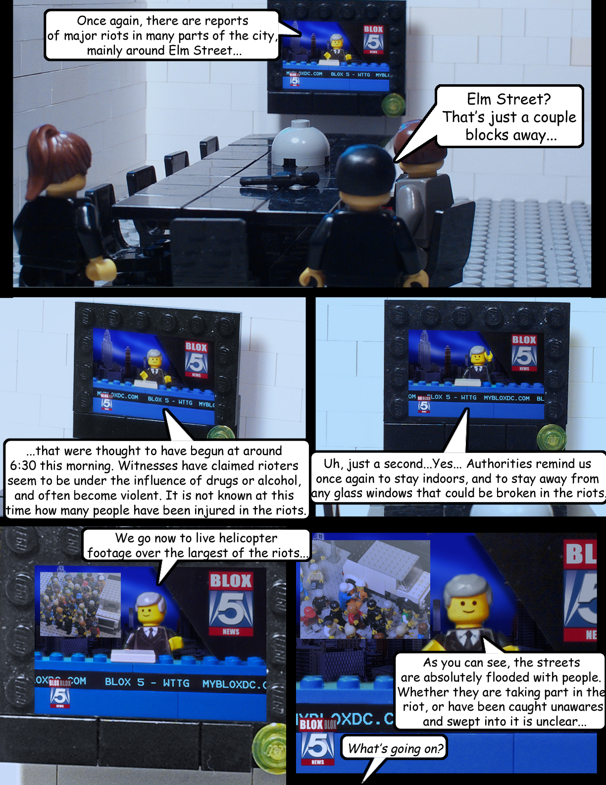 Zombie Outbrick: Episode 11