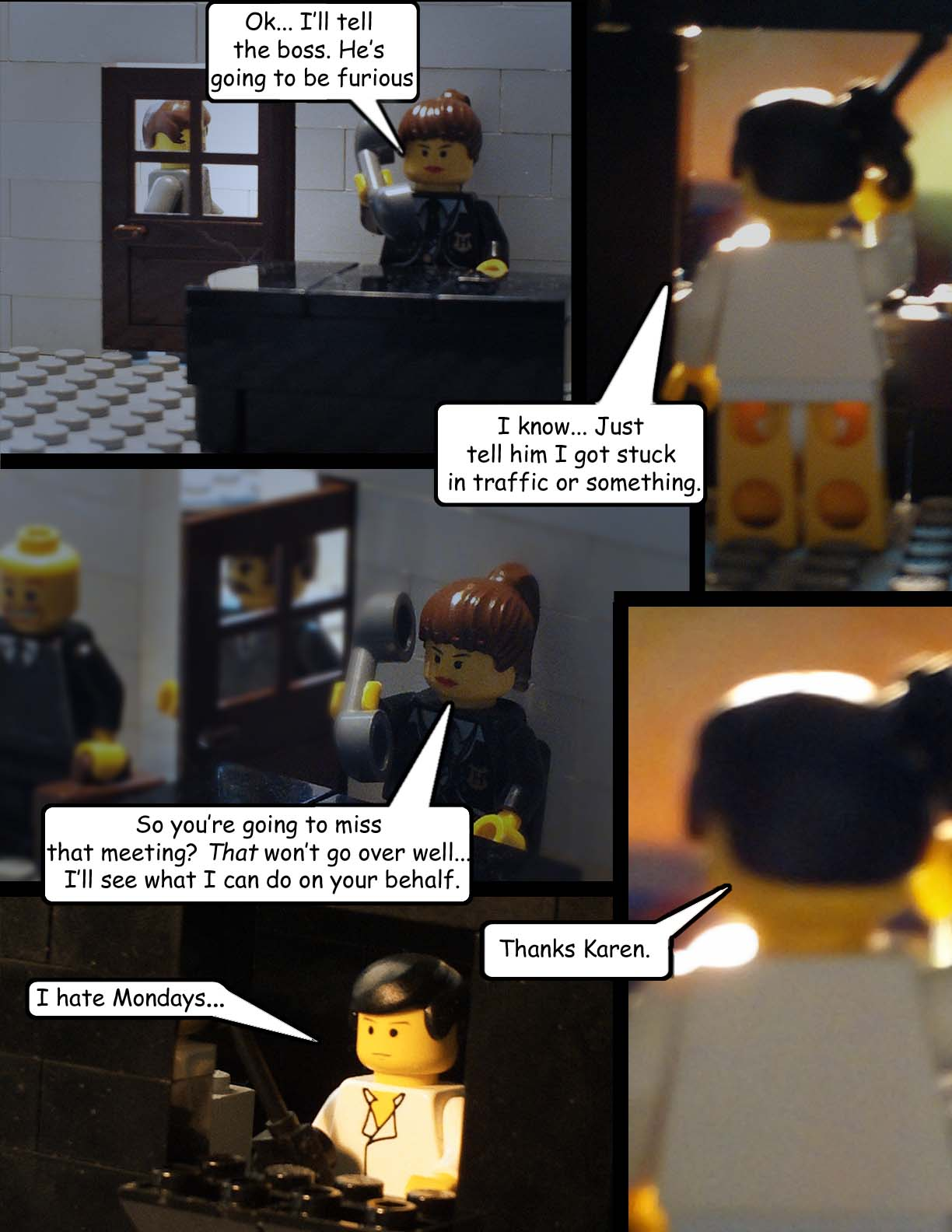 Zombie Outbrick: Episode 2